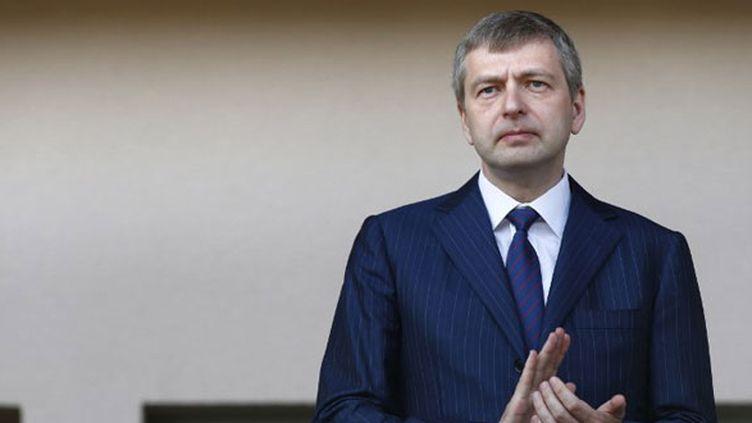 Le président de l'AS Monaco, Dimitri Rybolovlev