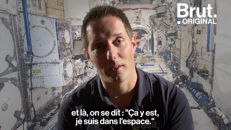 VIDEO. 3 moments qui ont changé la vie du spationaute Thomas Pesquet (BRUT)