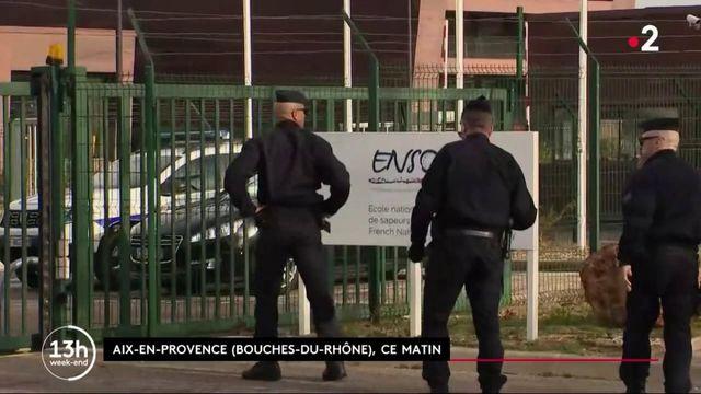 Coronavirus : les rapatriés accueillis dans une école de sapeurs-pompiers à Aix