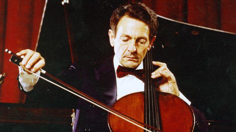 Guy Fallot, violoncelliste  (DR)
