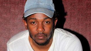 Kendrick Lamar en septembre 2014 à Las Vegas.  (Arnold Turner/AP/SIPA)
