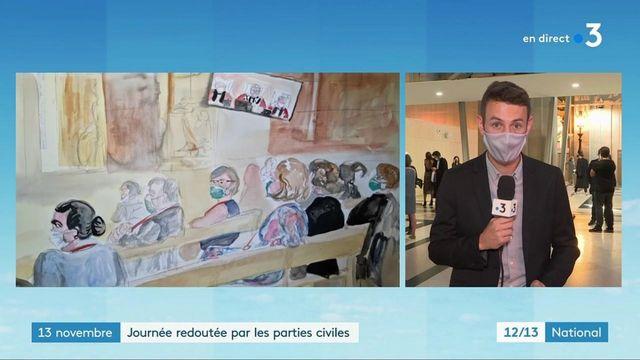 Attentats du 13-Novembre : des images de l'attaque du Bataclan diffusées lors de l'audience