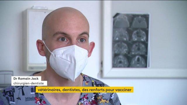 Vaccination : dentistes et vétérinaires arrivent en renfort