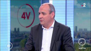 Laurent Berger (CFDT) (France 2)