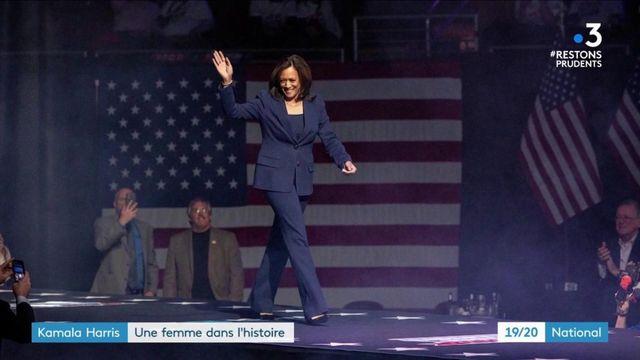 Présidentielle américaine : qui est Kamala Harris, la nouvelle vice-présidente des États-Unis ?