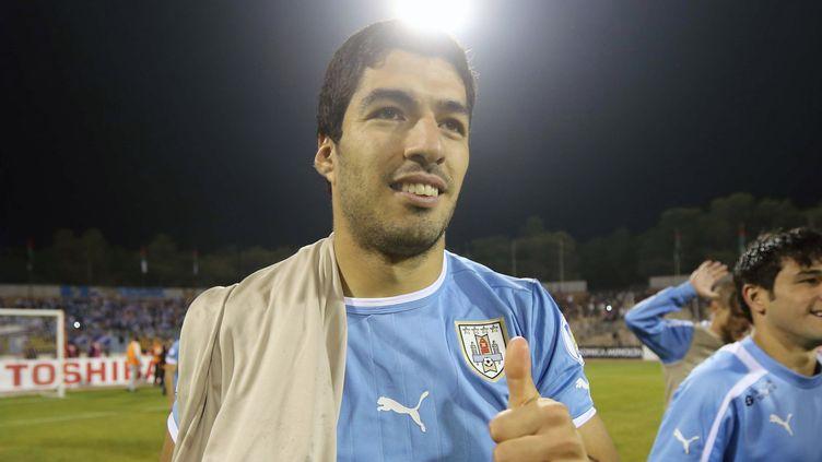 Luis Suarez (- / AFP)