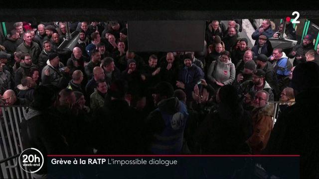 Grève à la RATP : pourquoi ça coince autant