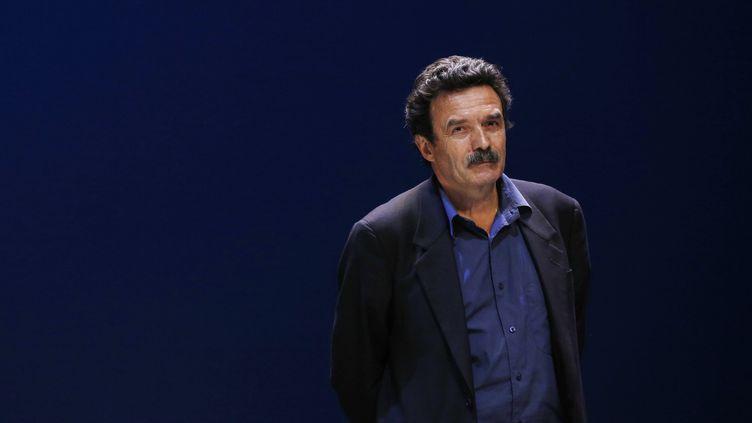 Le patron de Mediapart, Edwy Plenel, le 18 juin 2013, à Paris. (FRANCOIS GUILLOT / AFP)