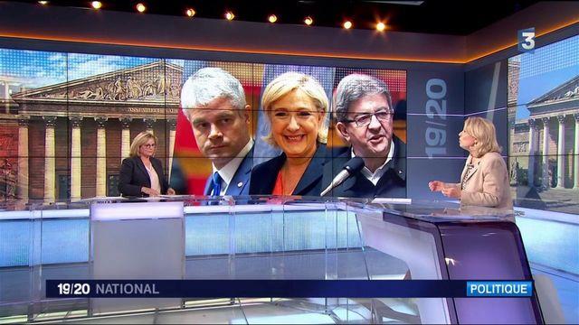 Politique : qui est le premier opposant à Emmanuel Macron ?