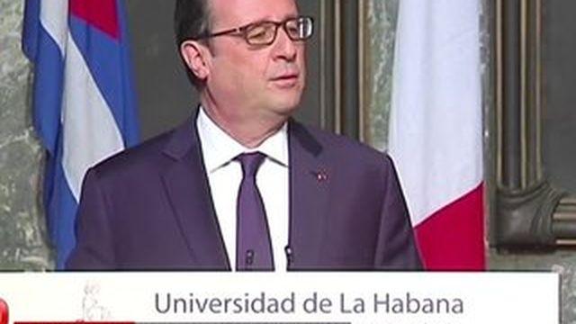 François Hollande à Cuba : une visite aux enjeux diplomatiques et économiques