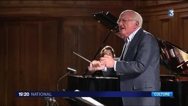Vladimir Cosma en concert au Palais des Congrès