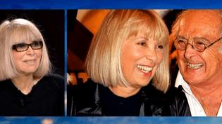 """Mireille Darc, """"petite soeur"""" et égérie de Georges Lautner  (France 2 Culturebox)"""