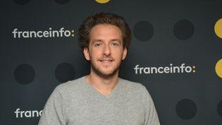 Michaël Hirsch (RADIO FRANCE / JEAN-CHRISTOPHE BOURDILLAT)