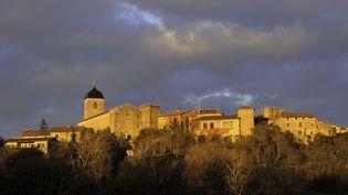 Le village médiéval de Pérouges dans l'Ain (TRIPELON-JARRY / ONLY FRANCE)