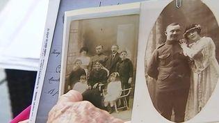 Il y a un siècle, des soldats américains débarquaient à Saint-Nazaire durant la Première Guerre mondiale. Certains se sont mariés en France. (France 3)