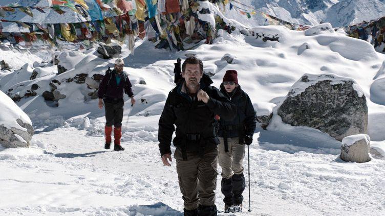 "Josh Brolin dans le film ""Everest"" de Baltasar Kormakur  (Universal Pictures)"