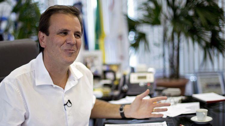 Eduardo Paes, le maire de Rio