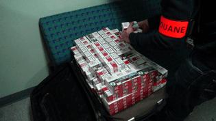 Le Service de douane judiciaire (SNDJ) de Marseille a démantelé un réseau de contrebande de tabacle 17 et 18 novembre. (DOUANE FRANCAISE)