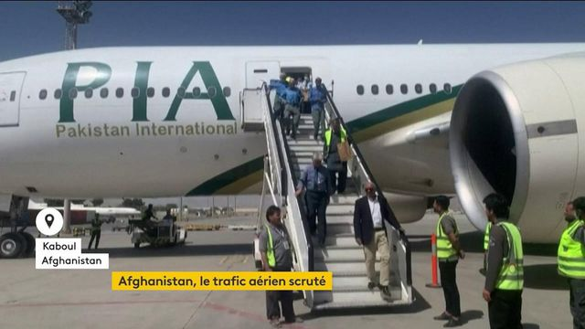 Afghanistan : le trafic aérien a repris, un vol en provenance du Pakistan a atterri