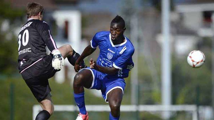 Sambou Yatabaré.  (JEFF PACHOUD / AFP)
