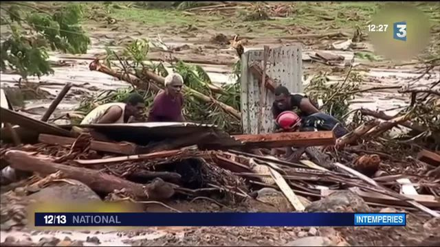 Nouvelle-Calédonie : des pluies meurtrières touchent le pays