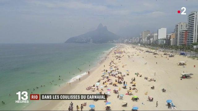 Feuilleton : Rio au rythme du carnaval (2/5)