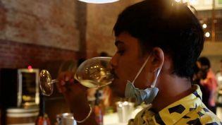 Inde : un pays à la conquête du vin (FRANCE 2)