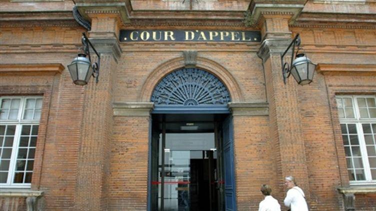Le palais de justice de Toulouse. (© AFP - Lionel Bonaventure)