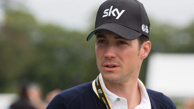 Nicolas Portal, directeur sportif de l'équipe Sky, le 2 juillet 2016. (MAXPPP)