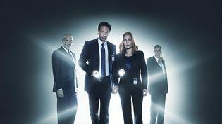 """La saison 10 de """"X-Files"""" a débuté, jeudi 25 février 2016, sur M6. (FOX)"""