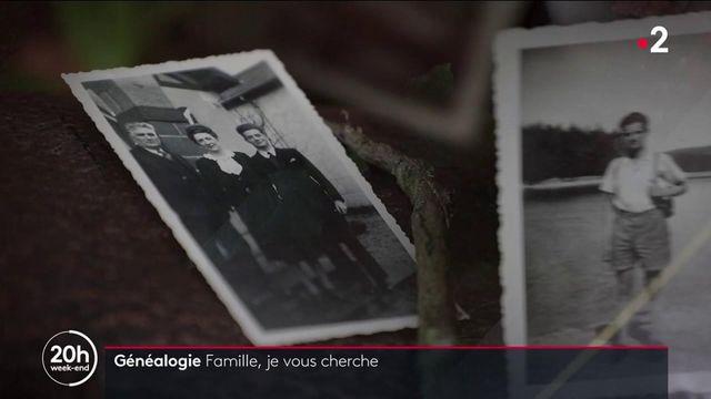 Généalogie : les Français se passionnent pour la recherche de leurs origines