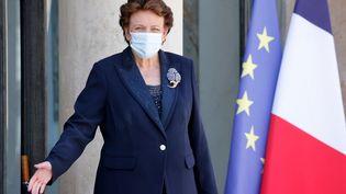 La ministre de la Culture,Roselyne Bachelot, à l'Elysée, à Paris, le9 juin 2021. (LUDOVIC MARIN / AFP)