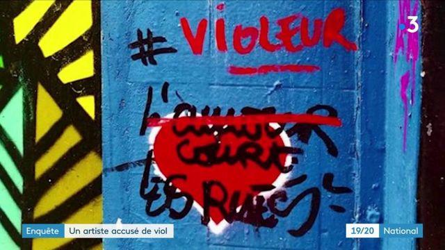 Enquête : un artiste accusé de viol