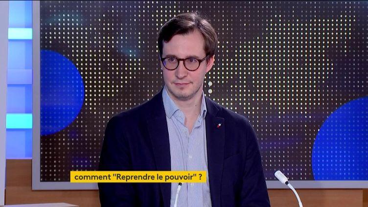 Me François Boulo (FRANCEINFO)