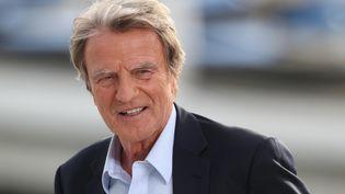 L'ancien ministre des Affaires étrangères, Bernard Kouchner, le 21 mai 2014, à Cannes. (LOIC VENANCE / AFP)