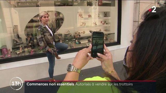 Alpes-Maritimes : des commerçants autorisés à vendre sur la voie publique