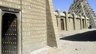 La mosquée Sankoré à Tombouctou, classée patrimoine mondial de l'Unesco  (Nicolas Thibaut / Photononstop / AFP)