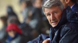 Philippe de Villiers, le 19 août au parc du Puy du Fou (Vendée). (LOIC VENANCE / AFP)