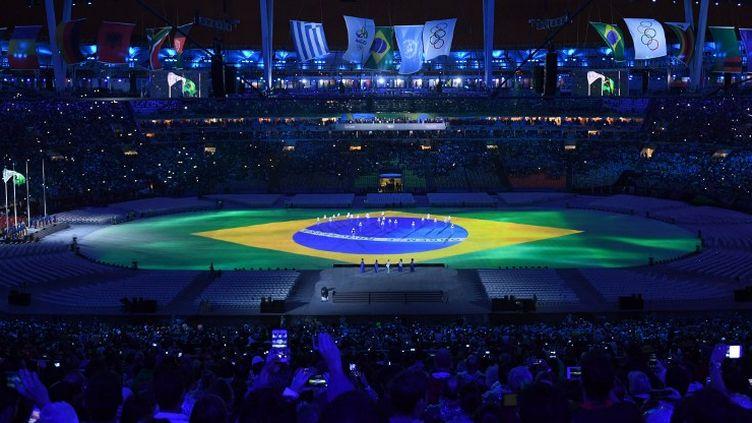 Le Stade Maracana, symbole du Brésil (SEBASTIAN KAHNERT / DPA)