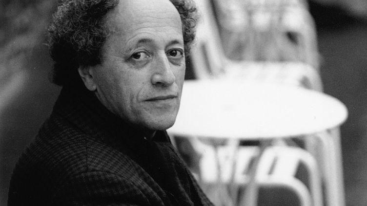 L'écrivain Bernard Noël (© John Foley / P.O.L)