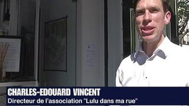 """Économie solidaire : à la rencontre de Charles-Edouard Vincent, fondateur de """"Lulu dans ma rue"""""""