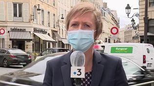 Mesures sanitaires:l'Elysée durcit le ton (France 3)