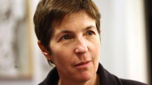 Christine Angot en novembre dernier au Mans  (PHOTOPQR/LE MAINE LIBRE/OLIVIER BLIN)