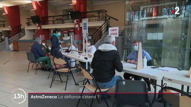 Vaccin AstraZeneca : la défiance chez certains Français persiste