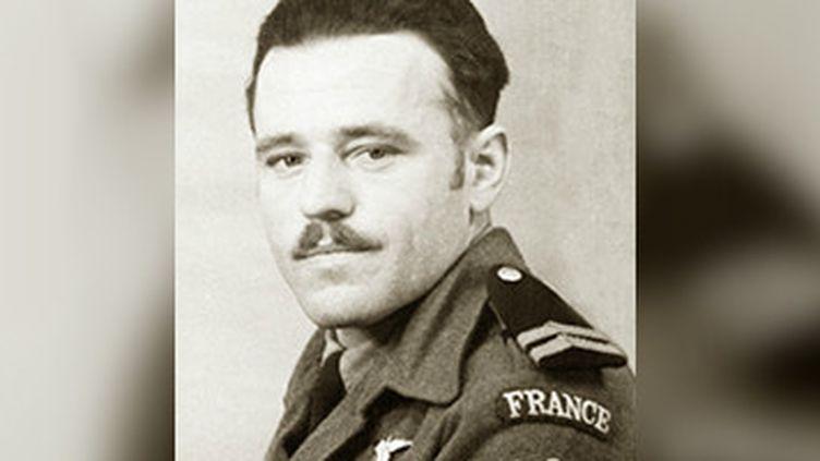 Émile Bouétard, premier Français tué au combat. (DR)