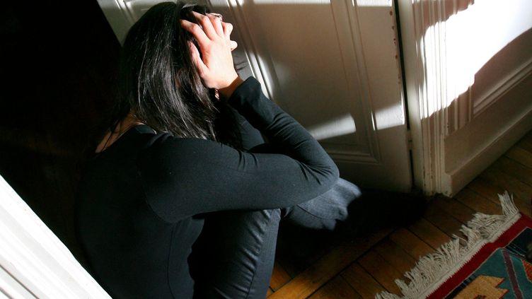 Violences faites aux femmes, photo d'illustration. (ANTHONY PICORE)