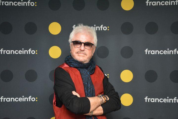 Marc Cerrone (RADIO FRANCE / JEAN-CHRISTOPHE BOURDILLAT)
