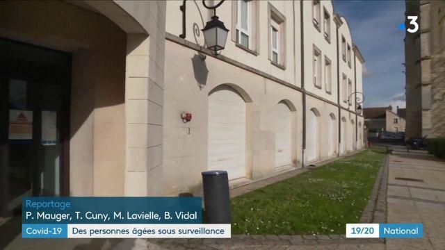 Covid-19 : la maison de retraite de Crépy-en-Valois foyer de l'épidémie ?