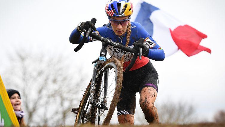 Pauline Ferrand-Prévot fait partie de la sélection française.  (DAVID STOCKMAN / BELGA MAG)
