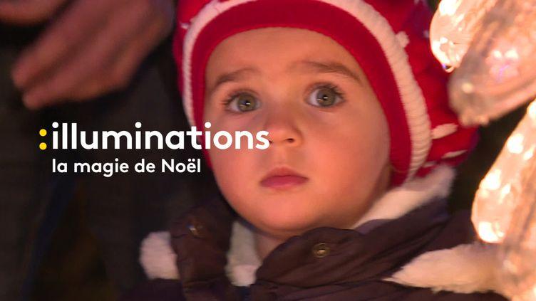 Chaque année pour les fêtes, une maison de Marsat s'illumine (France 3 Auvergne)